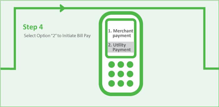 My Cash Merchant Payment Step 4